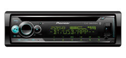 Pioneer DEH-S520BT Odtwarzacz CD |  USB |  Android & iPhone | Spotify | Bluetooth
