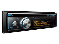 Pioneer DEH-X8700BT Radioodtwarzacz CD, USB, Aux-In, Bluetooth, kompatybilny z iPod/iPhone i Android Media