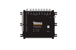 Televes MultiConnect Multiswitch  9x12