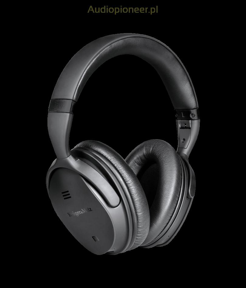 Kruger&Matz F7A Bezprzewodowe słuchawki nauszne z ANC