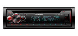 Pioneer DEH-S720DAB Radio CD | USB | DAB | Bluetooth | Spotify | Pioneer Smart Sync | iOs & Android