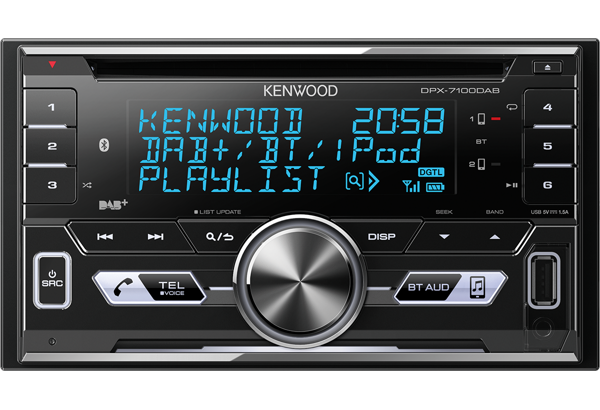 Kenwood Dpx Cd